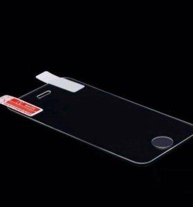 Закалённое стекло для iPhone 5-5s-5c