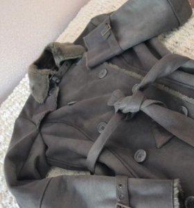 Пальто от бренда nafnaf