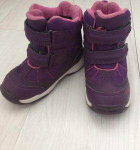 Зиние ботинки Viking