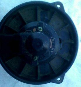 Мотор печки 2шт калдина st 190