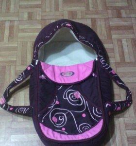Переноска детская и сумка