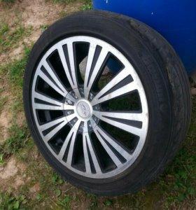 Колеса литые R17 225/45