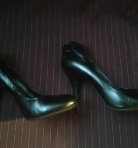 Туфли кожа нат