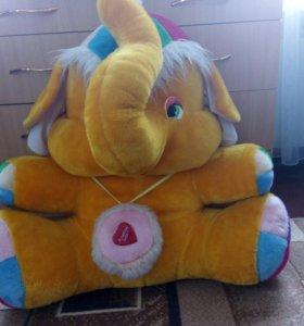 """Плюшевая игрушка """"Слон"""""""
