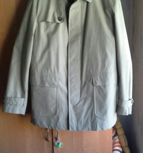 Куртка новая весна -осень р.50-52