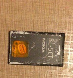 Аккумулятор BL-5CT Nokia