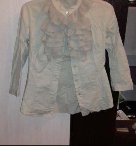 Блузка xs 40-42