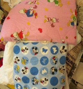 Подушки детские