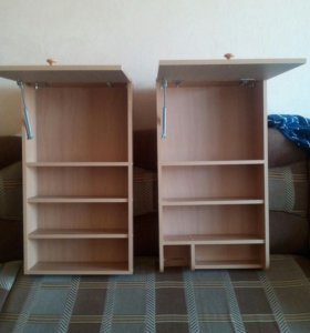Продам две шкафа .ширина 500 глубина140 высота 900