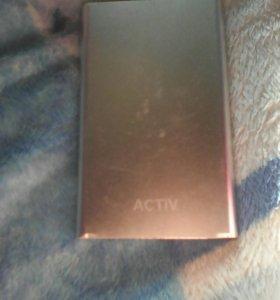 Переносной акумулятор ACTIV™