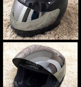 Мото шлем SOL