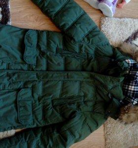 Куртка зимняя мужская 48-50