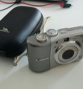 Фотоаппарат Canon A1100is