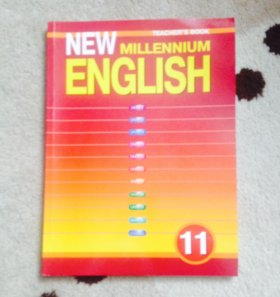 New millennium english английский Teacher's book