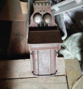 Деревянный корпус телефона