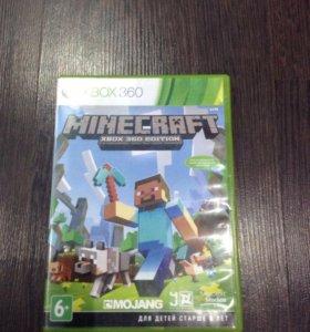 Minecraft на XBOX 360
