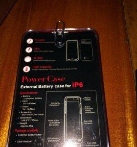Кейс Аккумулятор iPhone 6