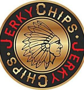 JerkyChips, сушеное мясо.