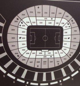 Билеты на матч Краснодар-Сельта 16 марта