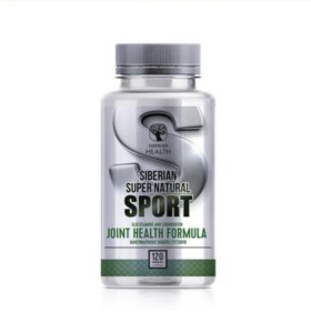 Siberian Super Natural Sport.Глюкозамин,хондроитин