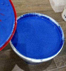 Краска моющаяся интерьерная 13л