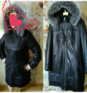 Плащ куртка осень-зима-весна
