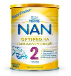 Смесь NAN 2 гипоаллергенный