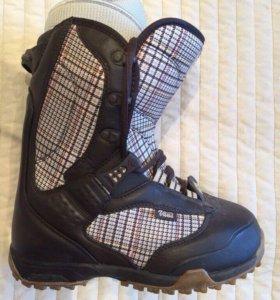 Сноубордические ботинки vans