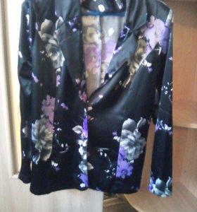Пиджак легкий  52-54