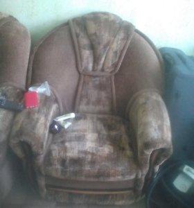 Диван кровать кресло