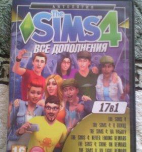Sims4 симс