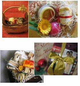 Подарочные наборы косметики