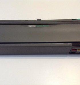 Самый маленький лазерны цветной принтер А4 в мире.