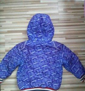 Куртка весна для мальчика торг