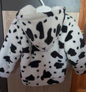 Новая Меховая курточка