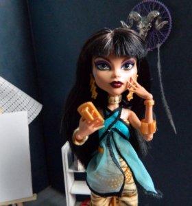 Monster High Клео Де Нил