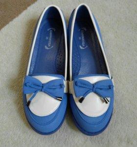 Туфли для девочки. Р. 35
