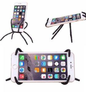 🔥 Паук-держатель для смартфона / планшета и др.