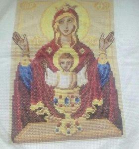 Вышивка крестом