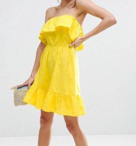 Платье летнее пляжное ASOS Асос