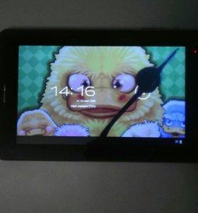 Продам планшет мегафон LOGIN 2