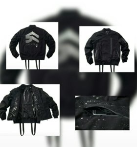 Бомбер, STEELBACK, куртка