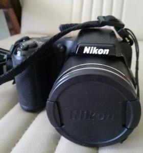 Фото камера Nikon L810