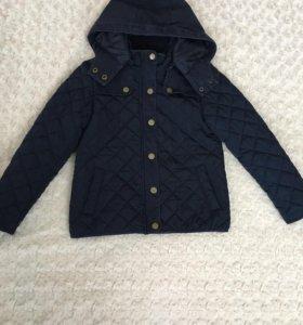 Куртка на рост 110-118