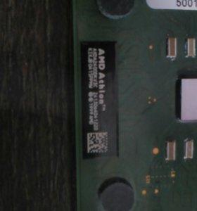 Процессор AMD Athlon 1999 года
