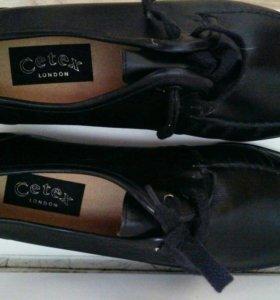 Новые туфли Cetex London 45 размер.