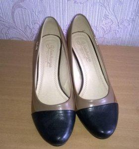 Новые туфли 40р-р