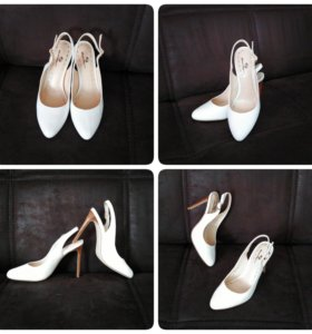 Свадебные босоножки 💍 35 р-р 💍 туфли женские 💍