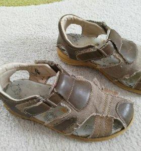 Босоножки, сандали на мальчика, 33 р-р