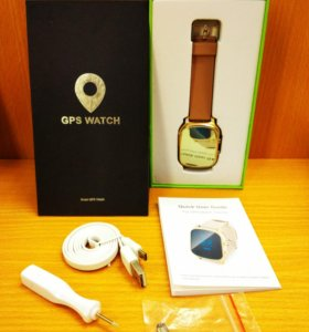 Умные часы с GPS T58 Gold